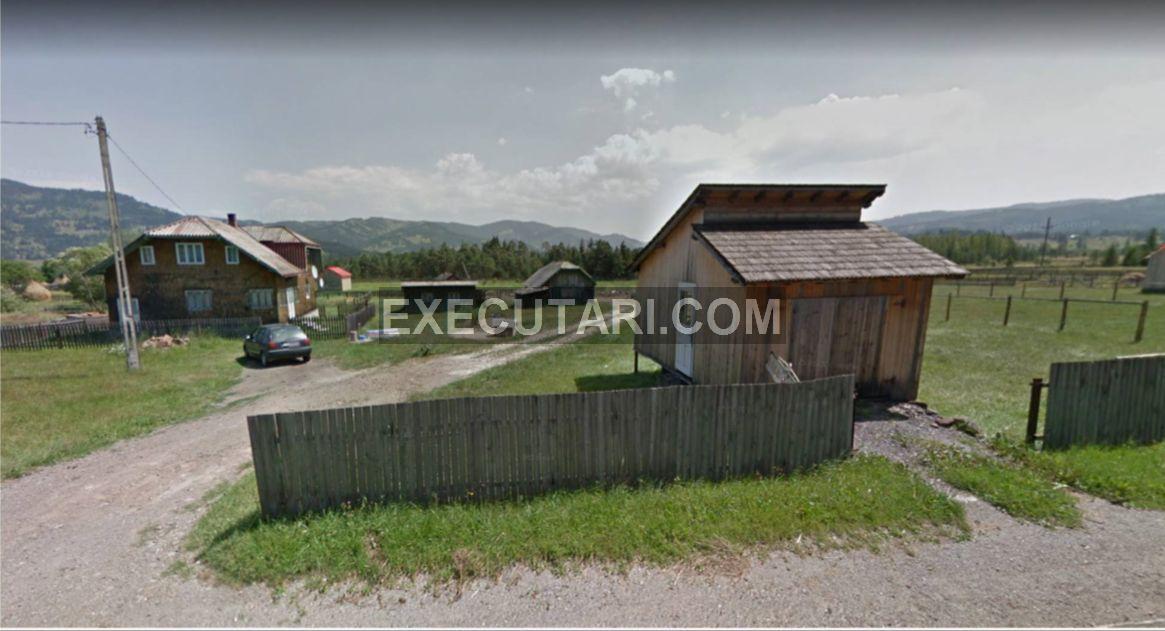 poza Casa si teren 4.287 mp, Neagra Sarului, Saru Dornei Suceava ID 17561