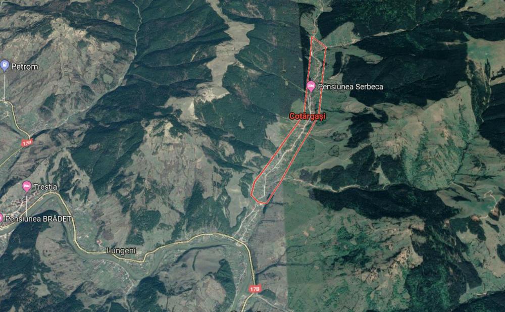 poza Teren, 16.926 mp, Sat Cotargasi, Suceava