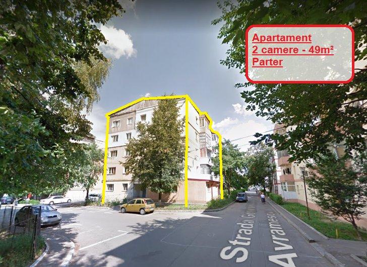 poza Apartament 2 camere - 49m², Botosani