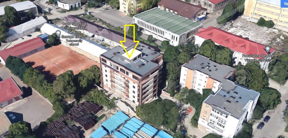 poza Apartament 2 camere - 81m², Iasi