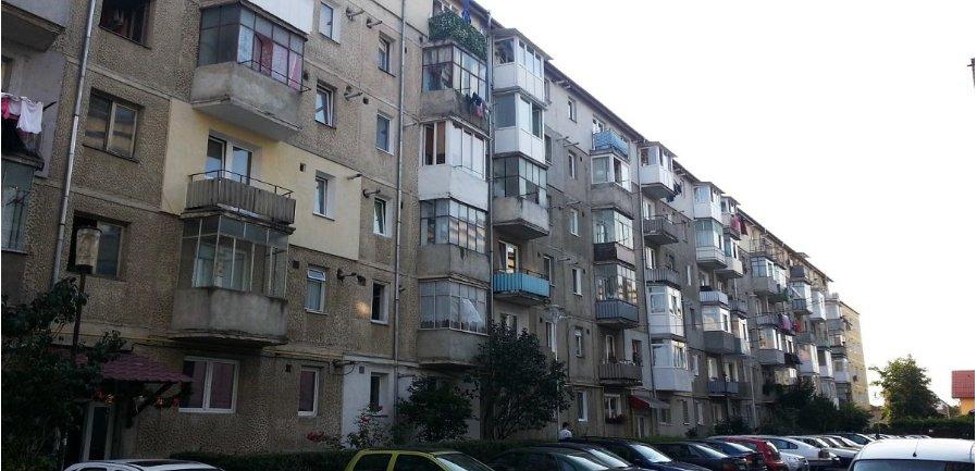 poza Apartament 3 camere - 52m² - Et. 4+M, Sibiu
