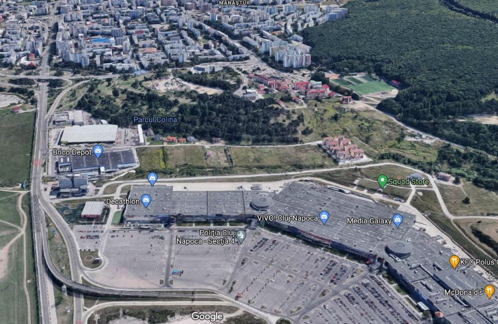 poza Apartament 5 camere Cluj Napoca - Zona Polus Center