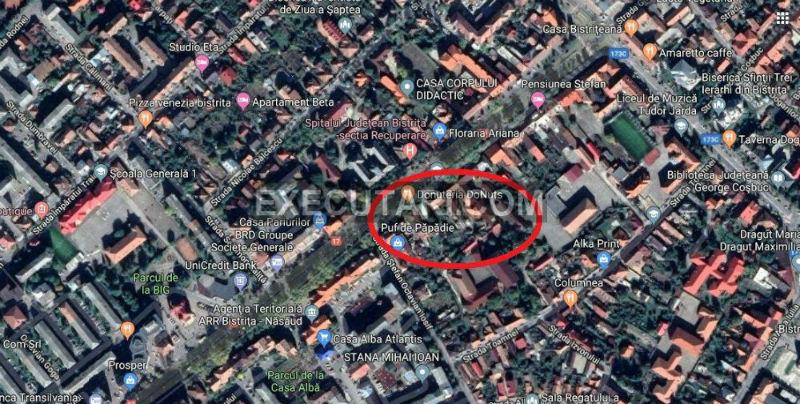 poza Zona Istorica - Apartament in Vila - 2 camere- 54 m² - Parter