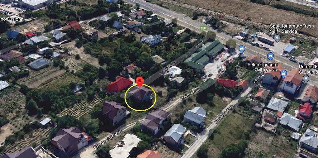 poza Casa D+P+M 137m² + Teren - 477m², Valea Lupului