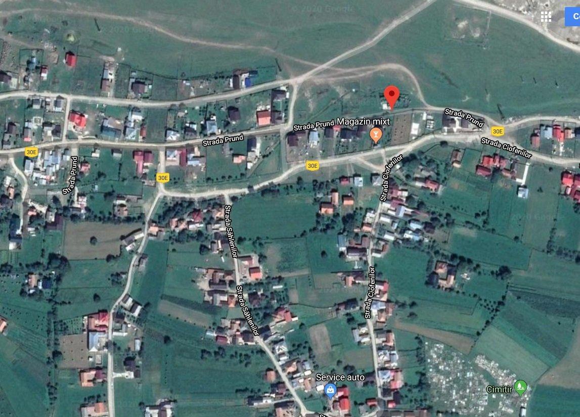 poza Casa - 153m² + Teren - 823m², Bucsoaia