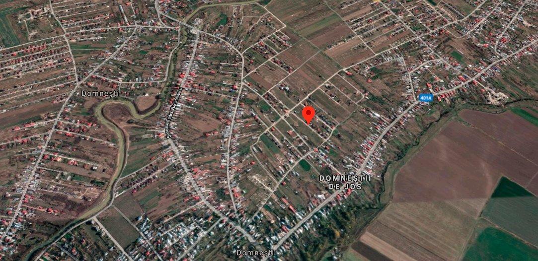 poza Casa - 158m² + Teren - 354m², Domnesti