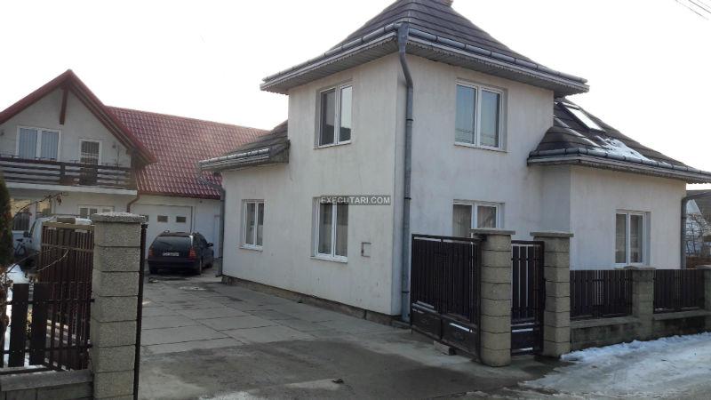 poza Casa - 5 camere + Anexe + Teren 988 m²