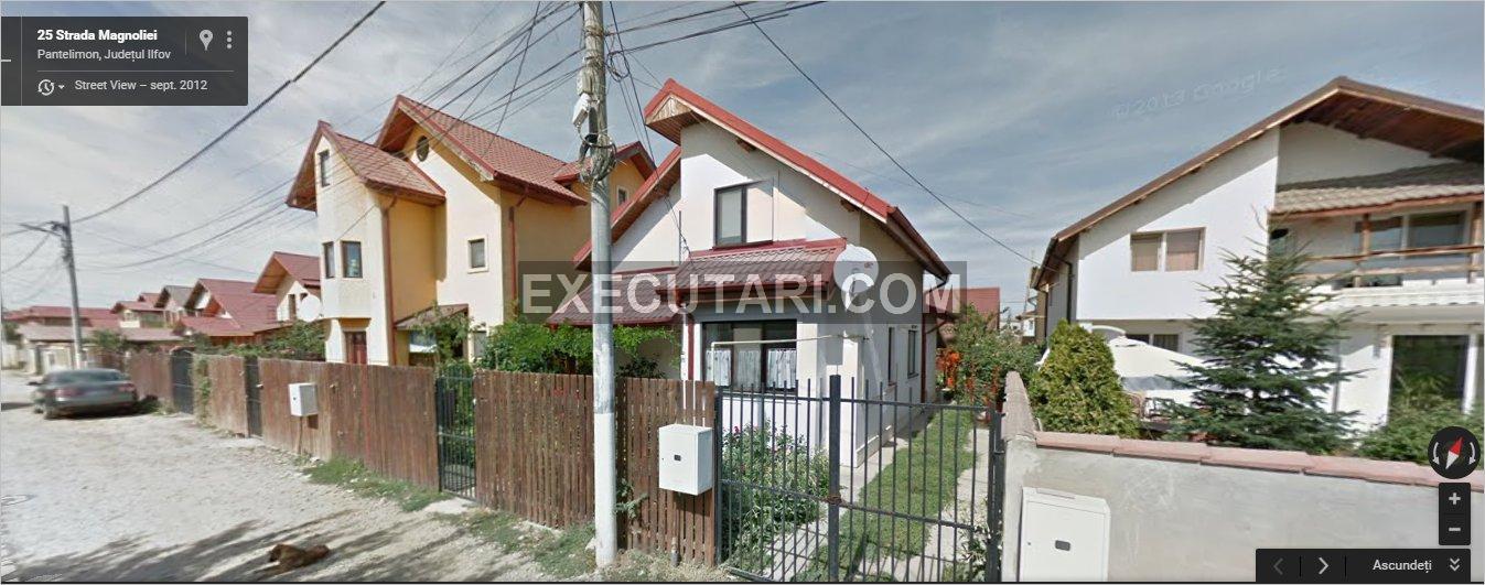poza ORAS PANTELIMON Casa P+M - 184 m² + Teren - 310 m²