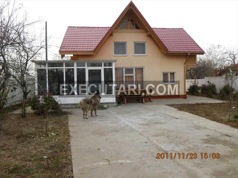 poza Vila P+M 73 m² +Teren 845 m² - Sat Calareti