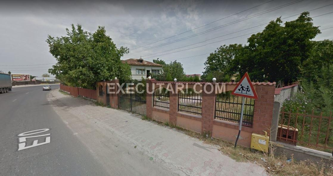 poza CORNETU - Vila(S+P+1E+M) - 303 m² + Teren - 700 m²