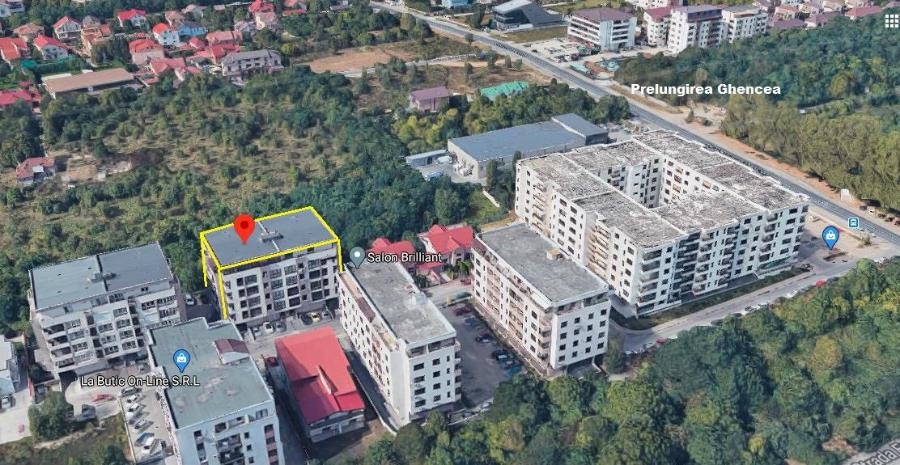poza PRELUNGIREA GHENCEA, SUNRISE RESIDENCE -  Apartament - 2 camere - 58m², Sector 6