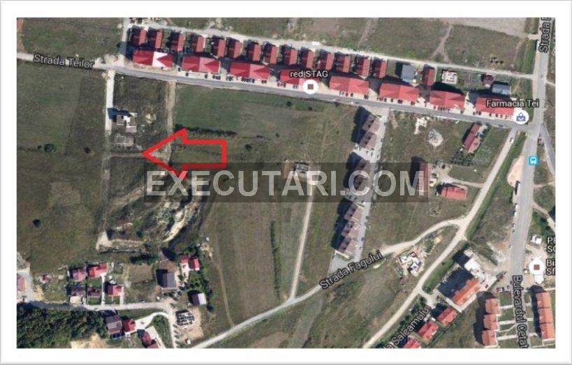 poza Zona Homor - Teren intravilan - 11.396m², Floresti
