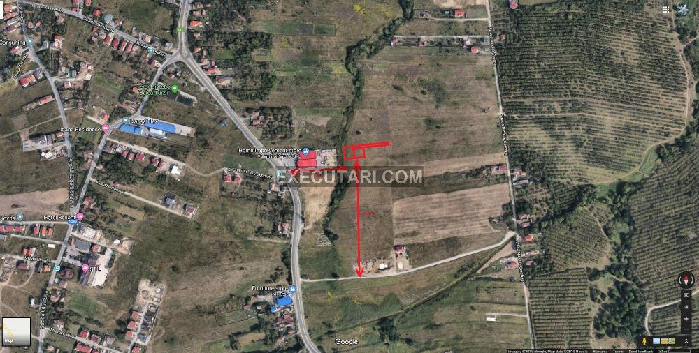 poza Teren- 1436  m² -Zona `Dincolo de Becas`