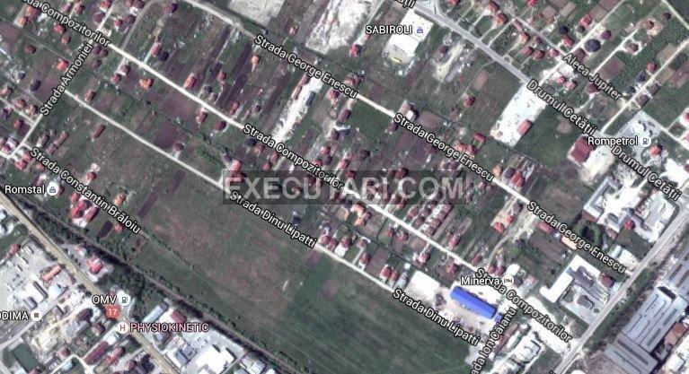 poza Teren arabil- 500 m²