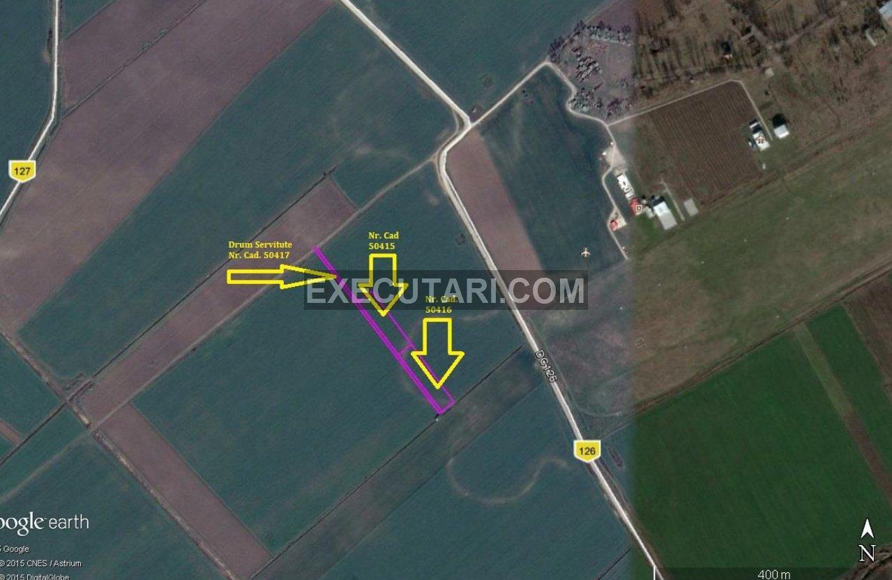 poza CORNETU ILFOV Teren 3.148 m²
