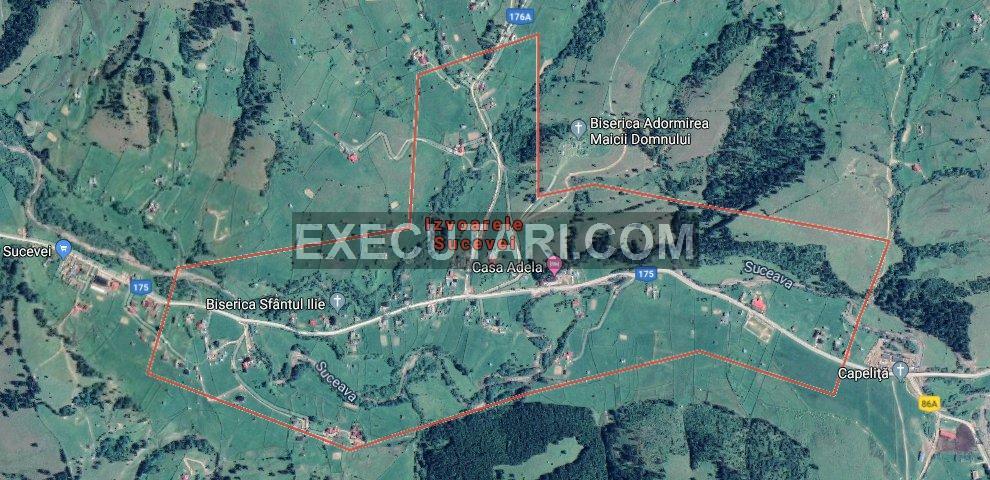 poza Teren extravilan - 20.000m², Izvoarele Sucevei