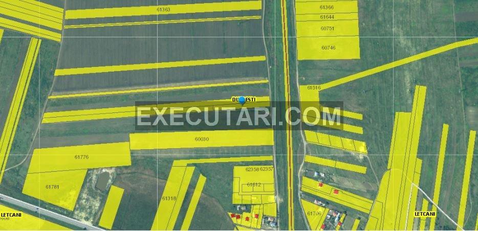 poza Teren extravilan arabil - 2.500 m²