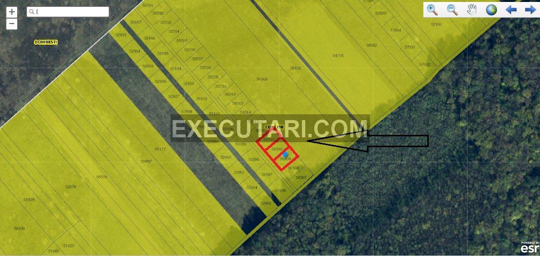poza Teren intravilan- 1,750 m² - CLINCENI