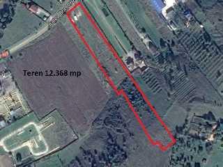 ZONA CUCIUR - Teren 12.368 mp