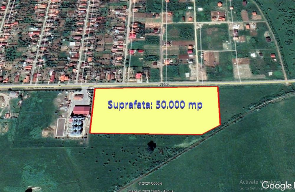 poza Timisoara - Peciu Nou Teren 5 hectare